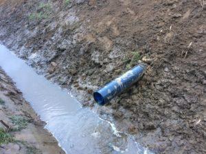 Drainage K W Timmins Lincolnshire