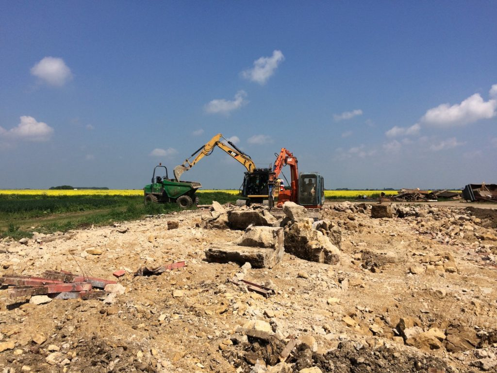 site clearance experts in lincolnshire