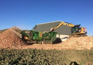 Crusher K W Timmins Lincolnshire