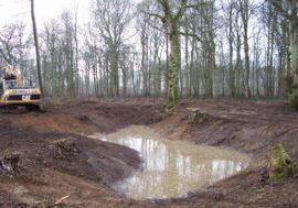 Pond K W Timmins Lincolnshire